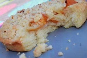 Gateau autrichien aux abricots