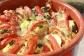 Tian de courgettes et tomates
