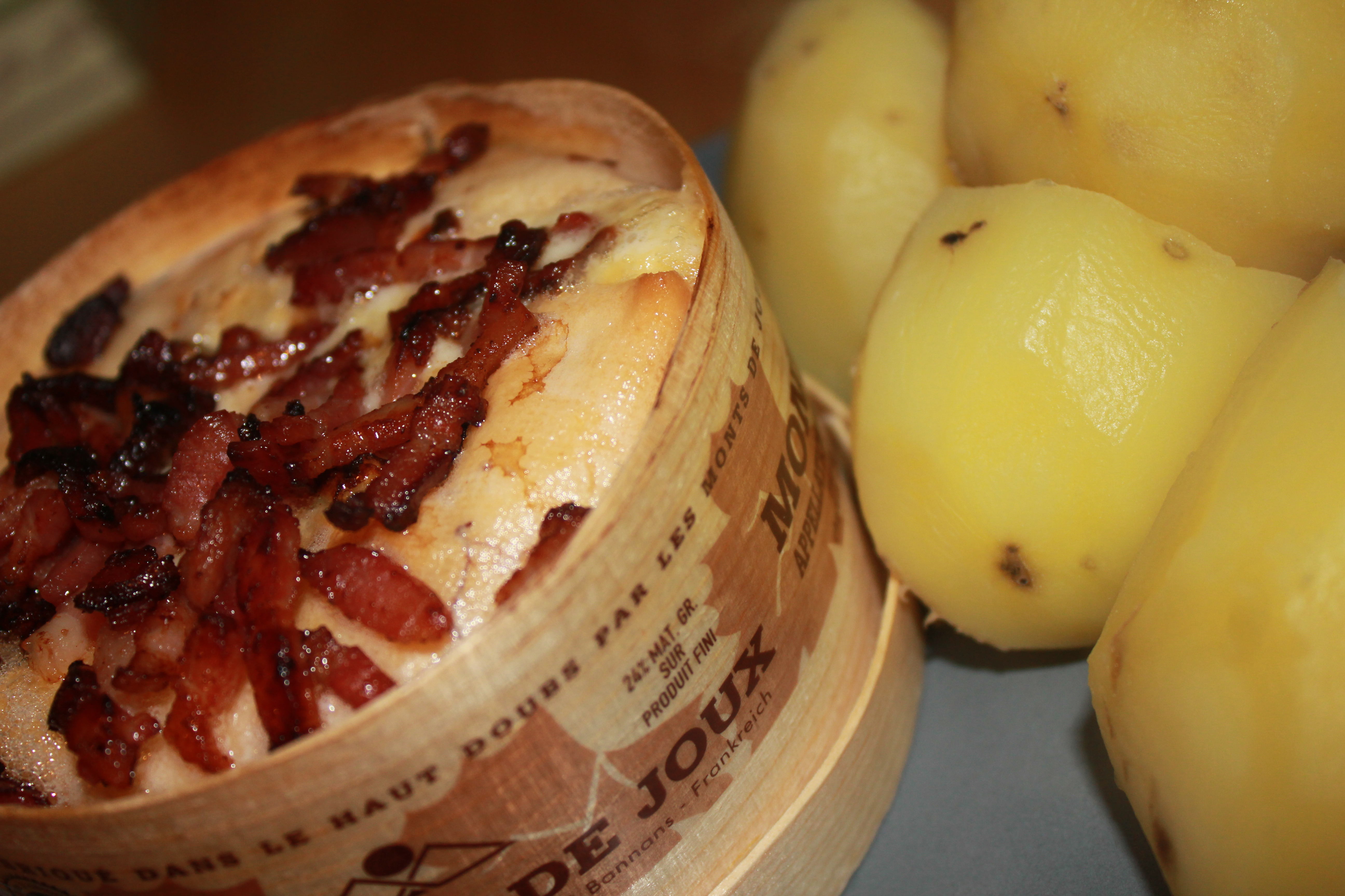 Fromage anne o fourneaux - Recette fromage mont d or ...
