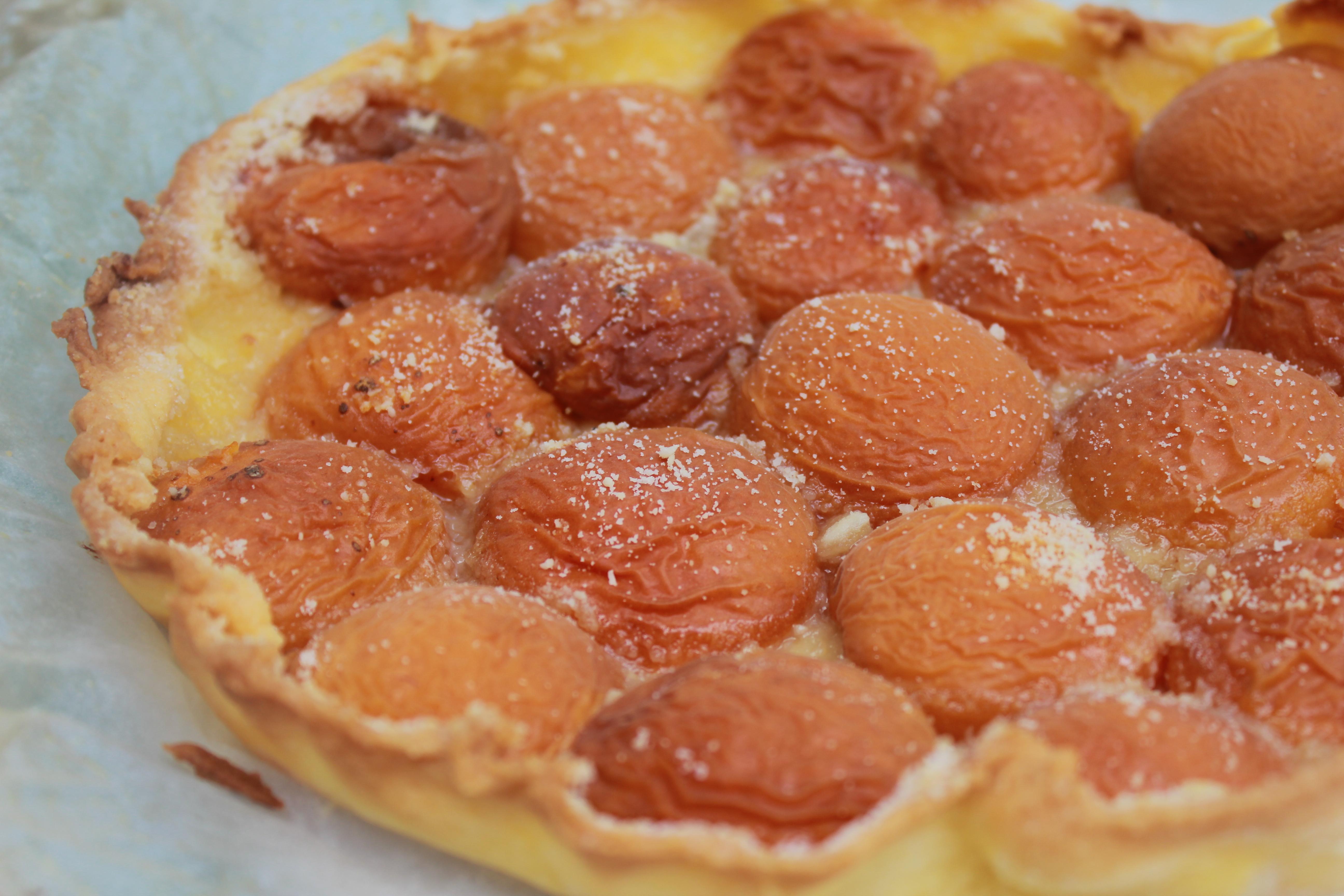 abricots o fourneaux