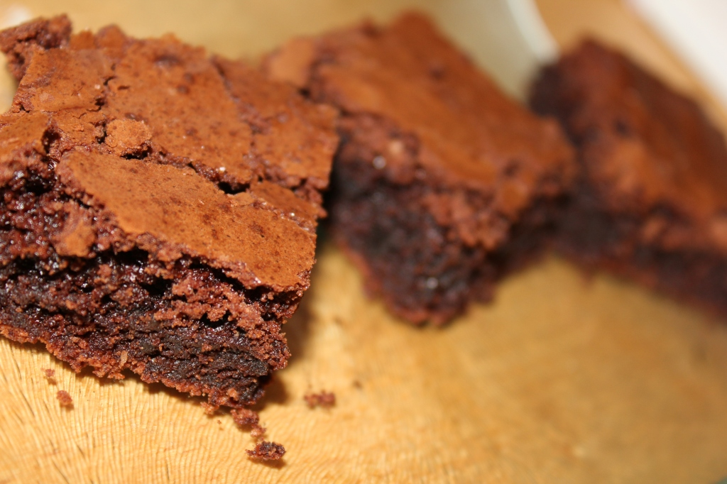 BROWNIES tout chocolat selon Martha Stewart