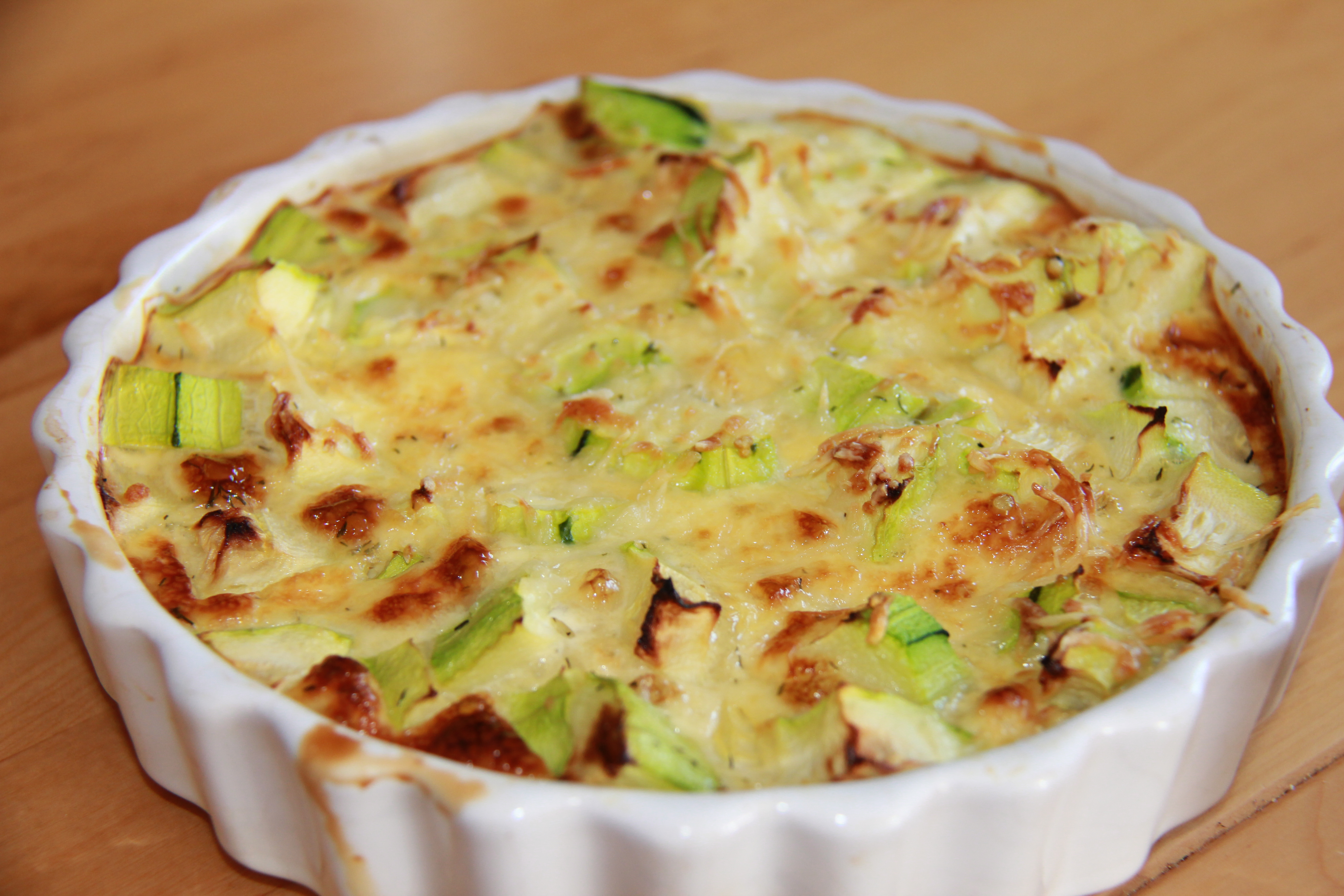 gratin de courgette anne o fourneaux. Black Bedroom Furniture Sets. Home Design Ideas